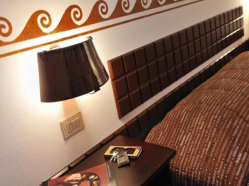 Room Etruscan Chocohotel