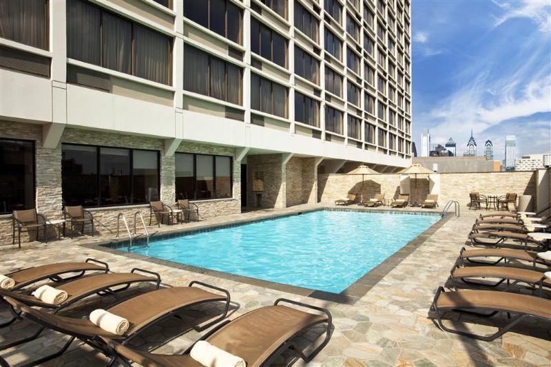 Sheraton Philadelphia University City - Pool - 2