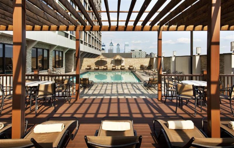 Sheraton Philadelphia University City - Pool - 14