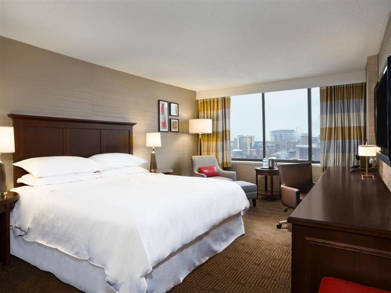 Sheraton Philadelphia University City - Room - 1