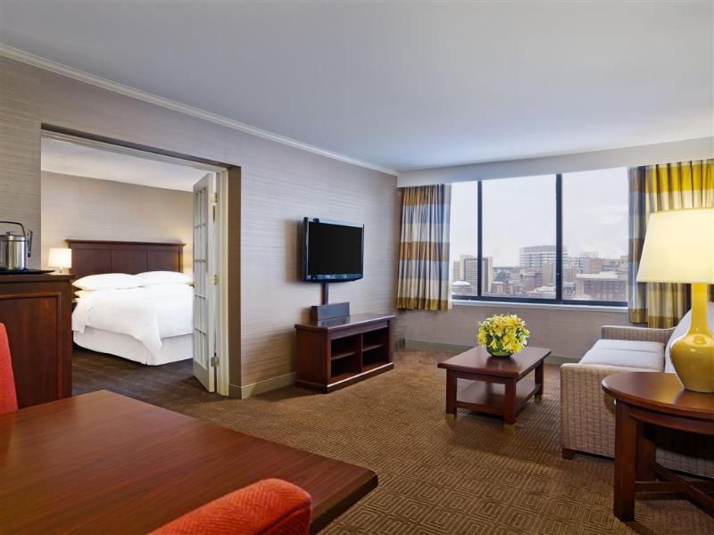Sheraton Philadelphia University City - Room - 12