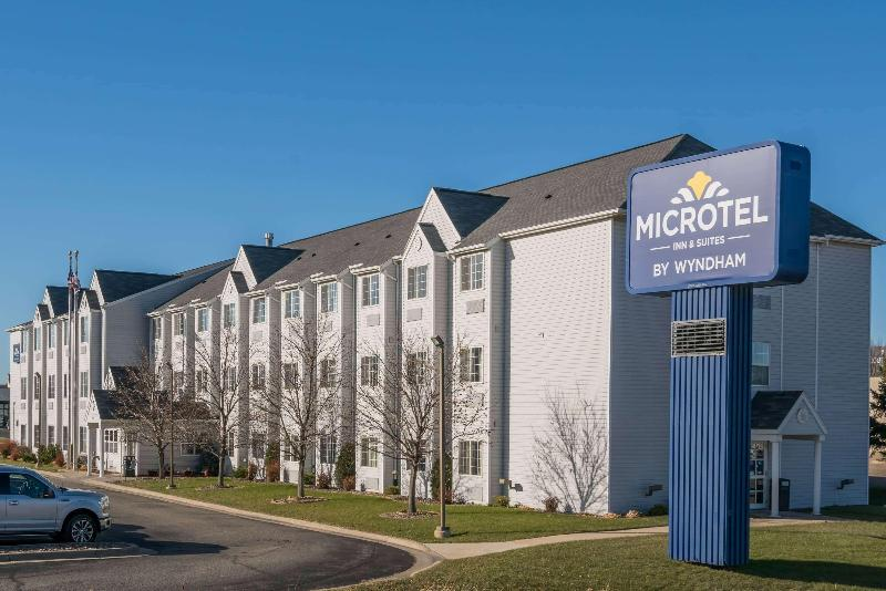 General view Microtel Inn & Suites By Wyndham Rochester Mayo C