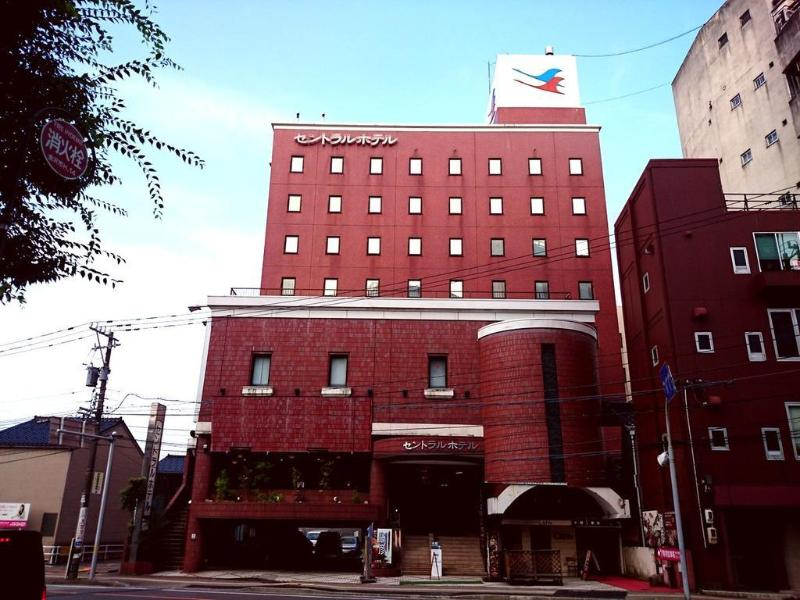 General view Kanazawa Central