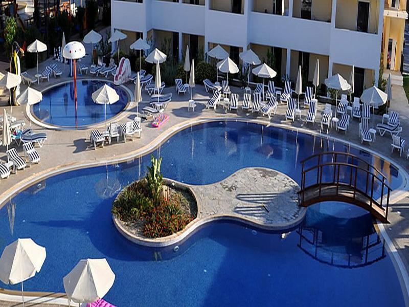 Viang Tak Hotel - Pool - 3