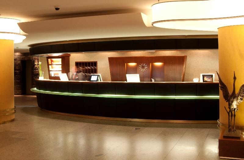 Lobby Hotel Neptun & Spa
