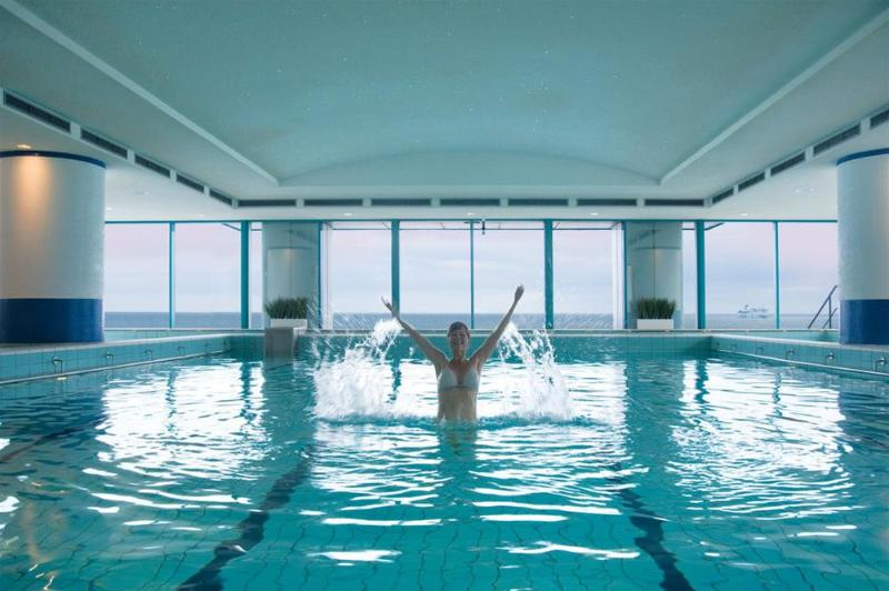 Pool Hotel Neptun & Spa