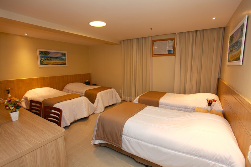 Elegance Hotel - Room - 7