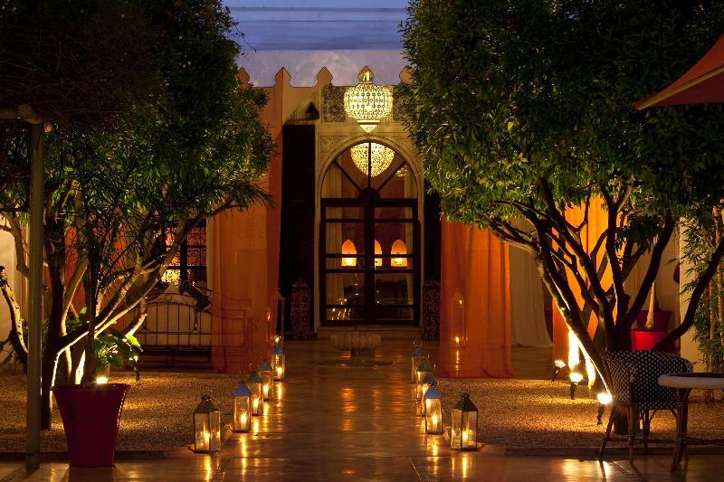 Lobby Riad Charai