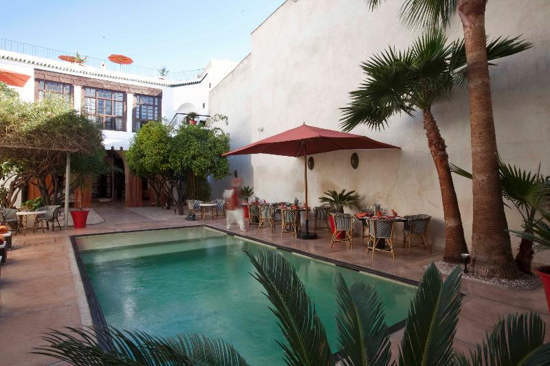 Pool Riad Charai