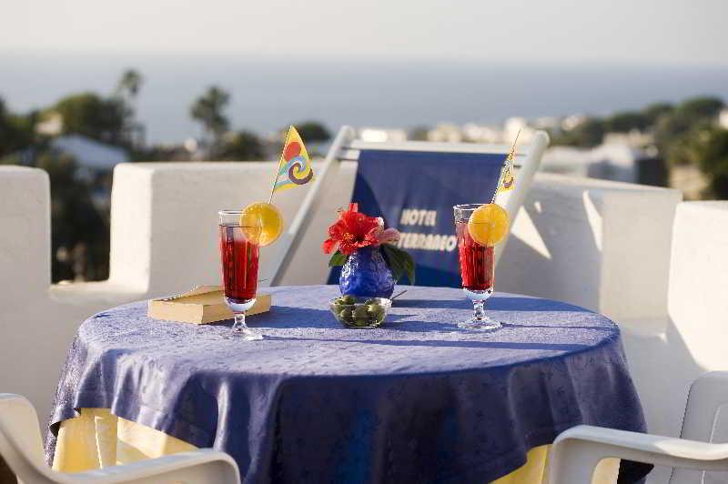 General view Park Hotel Terme Mediterraneo