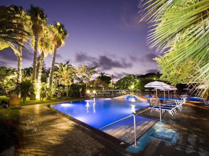 Pool Park Hotel Terme Mediterraneo