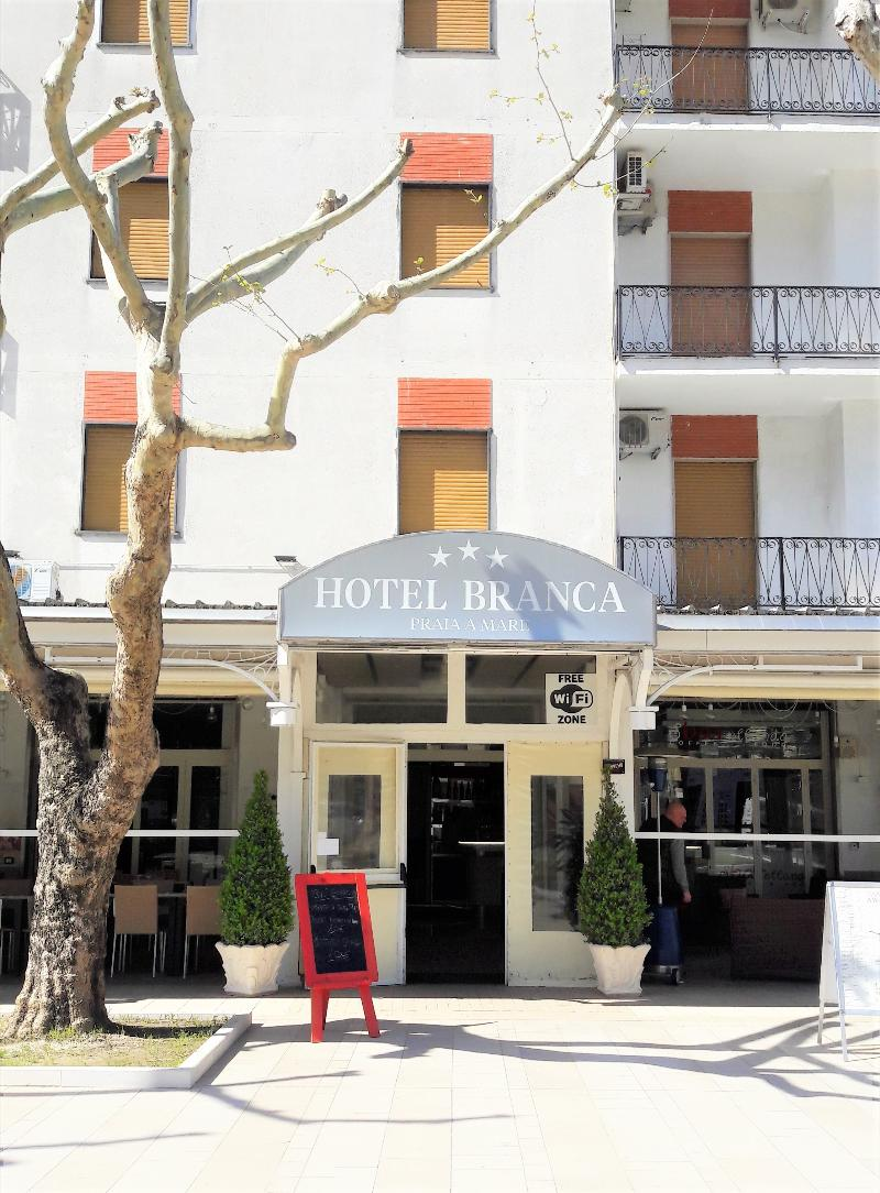 General view Hotel Branca