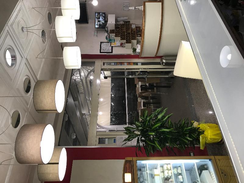 Lobby Hotel Branca