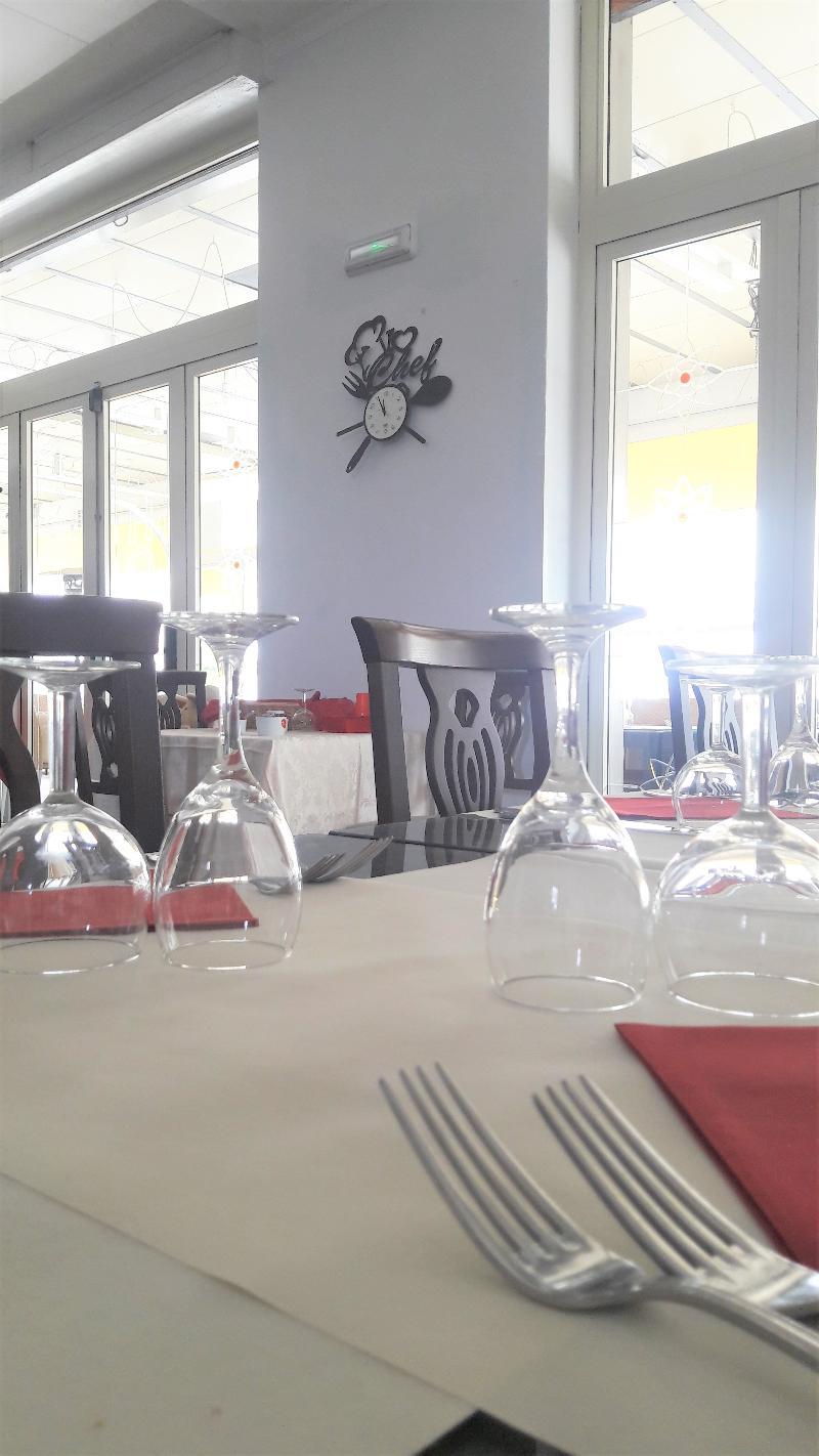 Restaurant Hotel Branca