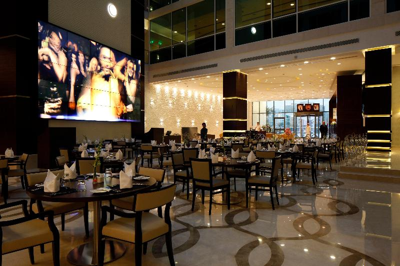 Restaurant Holiday Inn Riyadh - Meydan