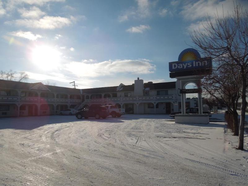 General view Days Inn Riverton