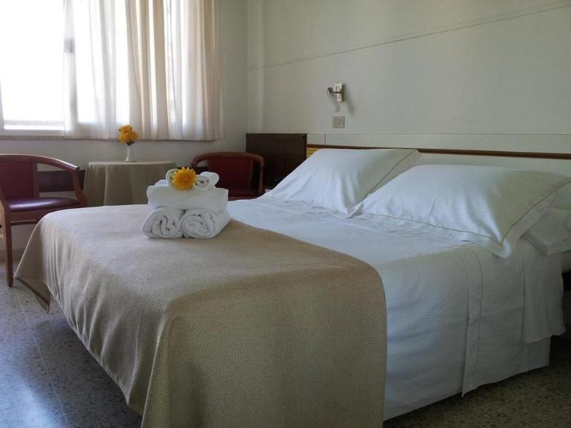 General view La Perla Hotel Rimini
