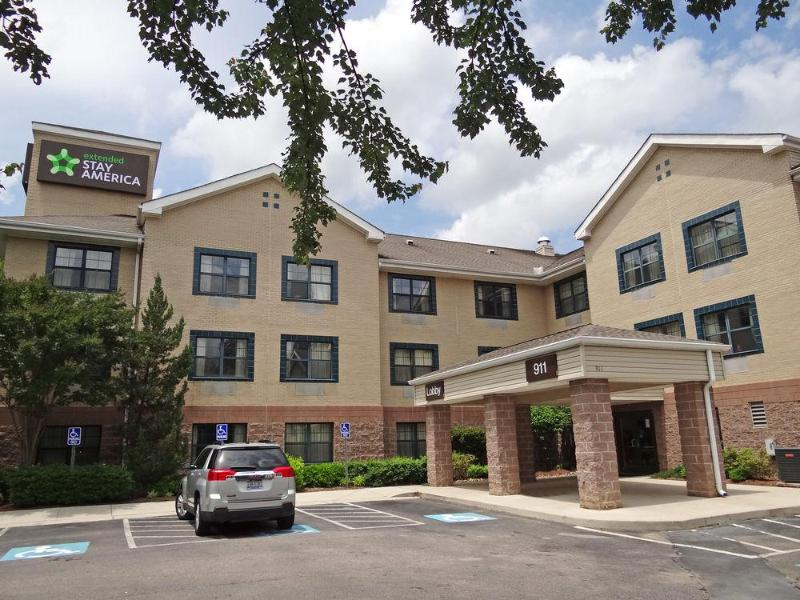 General view Extended Stay America - Raleigh - North Raleigh