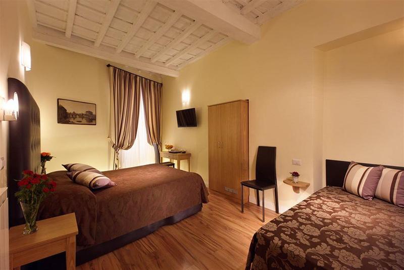 General view Condotti Inn