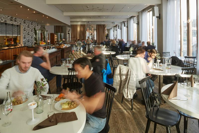 Restaurant First Hotel Strand