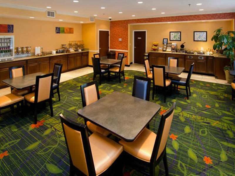Restaurant Fairfield Inn St. Louis Fenton