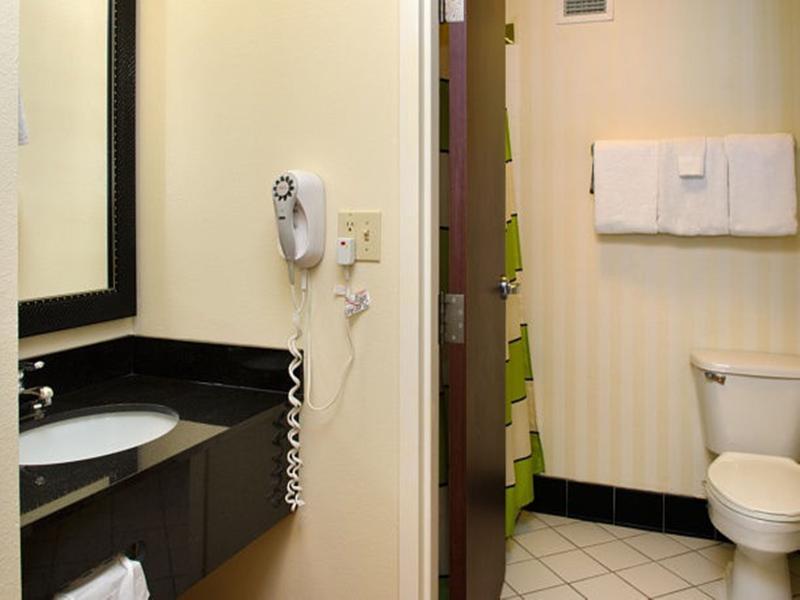 Room Fairfield Inn St. Louis Fenton