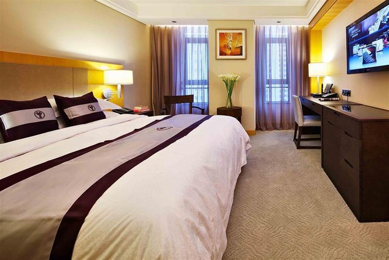 General view Windsor Park Hotel Kunshan