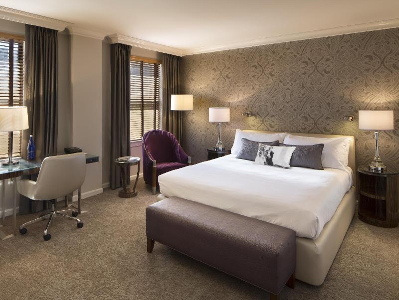 General view Hotel De Anza