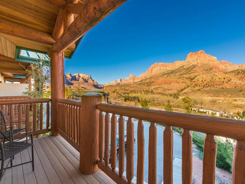 Terrace Majestic View Lodge