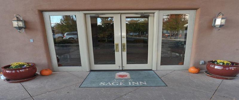 General view Santa Fe Sage Inn
