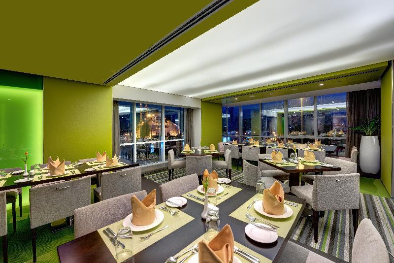 72 By Hues Hotel Sharjah - Restaurant - 5