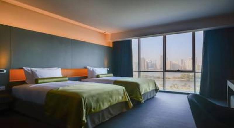 72 By Hues Hotel Sharjah - Room - 1