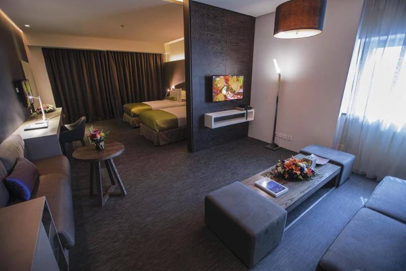 72 By Hues Hotel Sharjah - Room - 12