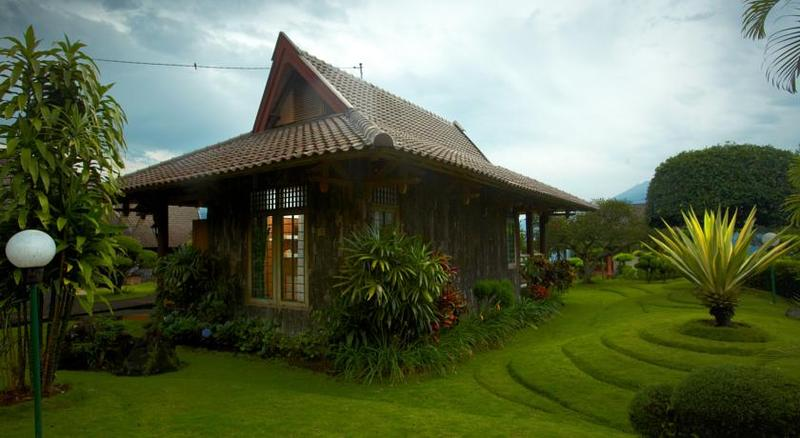 General view Kusuma Agrowisata