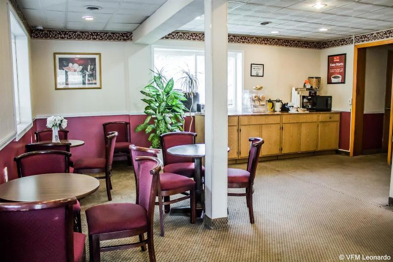 General view Econo Lodge Cortland