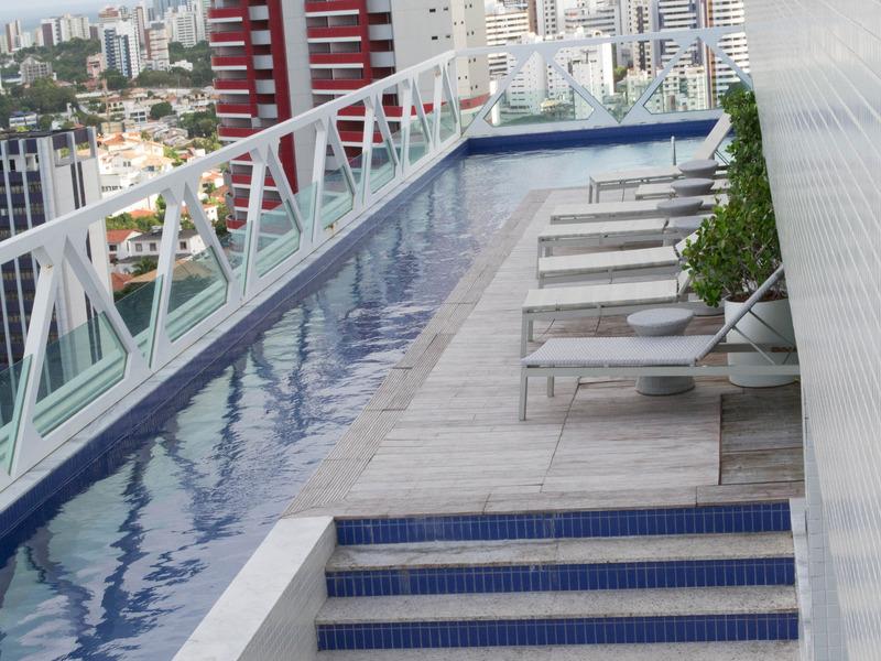 Salvador Business Flat - Pool - 2