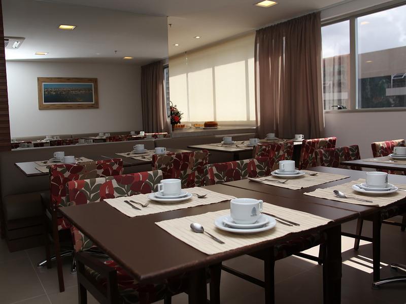 Salvador Business Flat - Restaurant - 4
