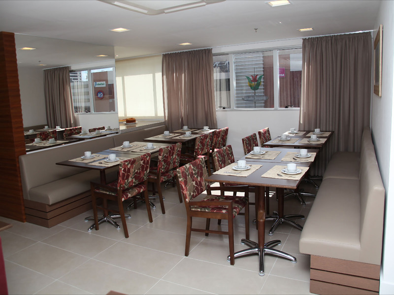 Salvador Business Flat - Restaurant - 16