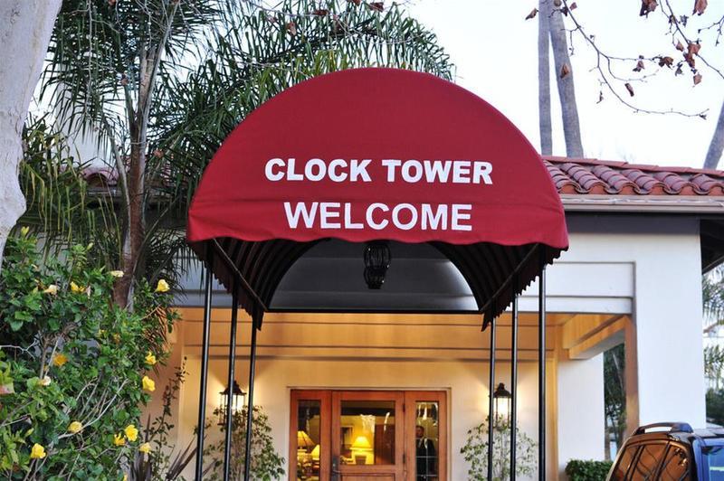 General view The Clocktower Inn