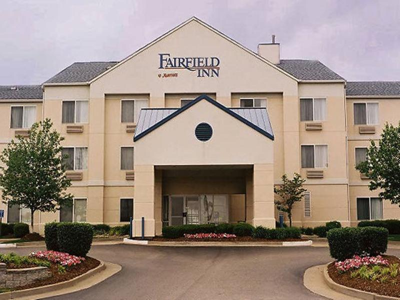 General view Fairfield Inn & Suites St. Louis St. Charles