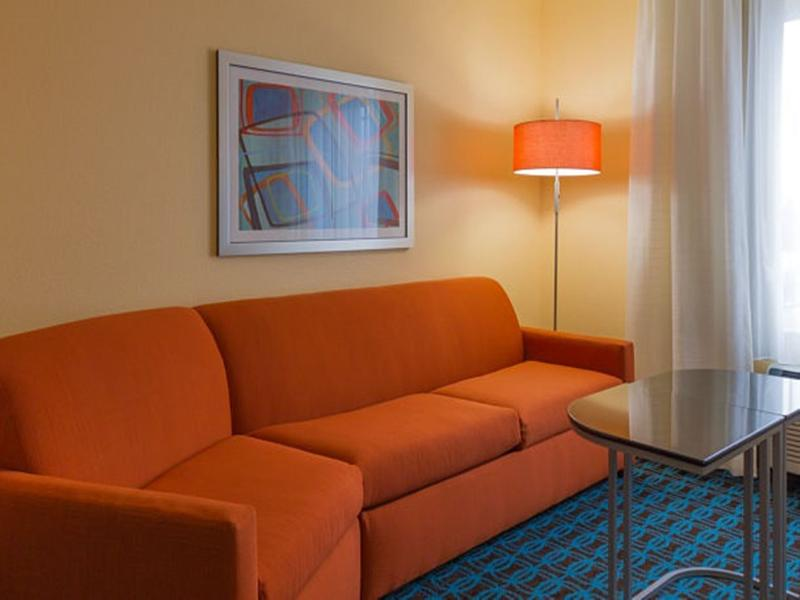 Fairfield Inn St. Louis St. Charles - Room - 7
