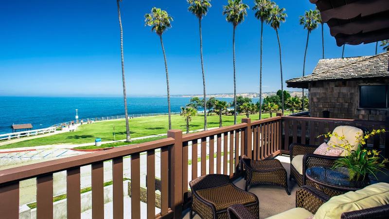 General view Pantai Inn