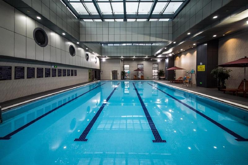 Jin Jiang International Taicang - Pool - 2