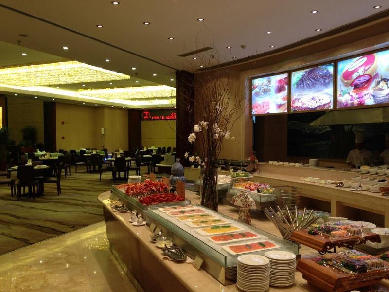 Jin Jiang International Taicang - Restaurant - 11