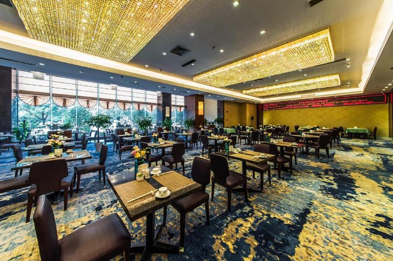 Jin Jiang International Taicang - Restaurant - 10