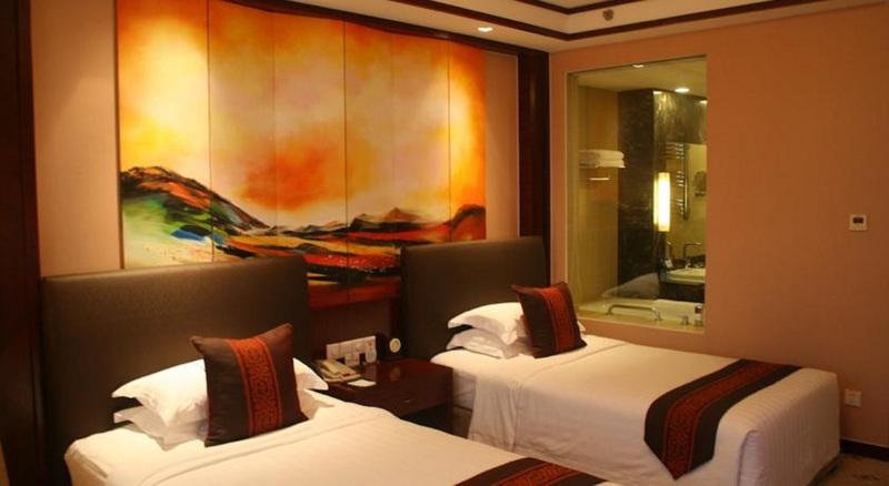 Jin Jiang International Taicang - Room - 9