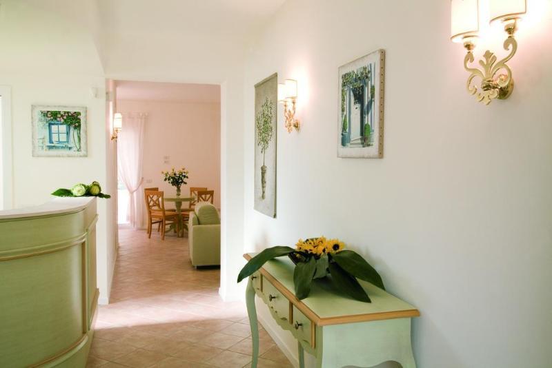 Lobby Residence Dei Margi