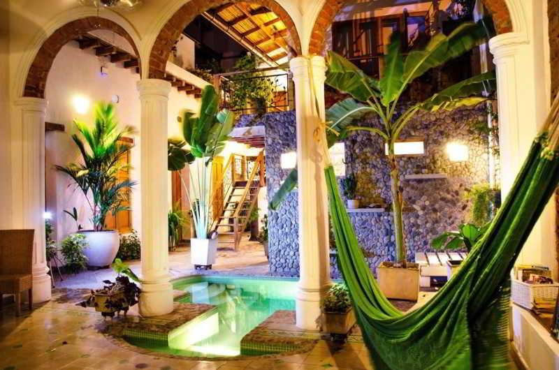 Pool Casa Verde Hotel