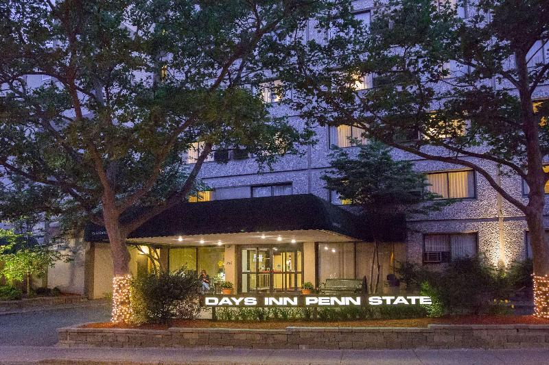 General view Days Inn By Wyndham Penn State