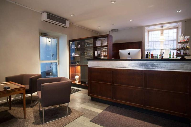 Lobby Anno 1647 Sure Hotel Collection By Best Western